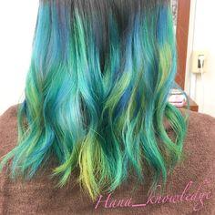 Hana, Long Hair Styles, Beauty, Color, Beleza, Colour, Long Hair Hairdos, Long Hairstyles, Paint