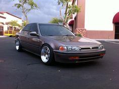 Honda Accord Custom Wheels   Elementwheels.com