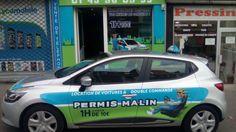 Permis Malin Paris 19 - Pte de Pantin : Location de véhicules double commande