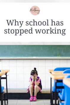 School, in its current form, is destroying children's innate love of learning and ultimately, their true sense of self as learners. Read the full article here.