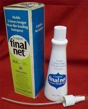Final Net Hairspray