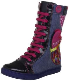 Buy New: £29.20  (UK & Ireland) -: #Shoes: Agatha Ruiz De La Prada Melia Girls Knee high #boots
