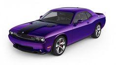 super deep dark high gloss purple