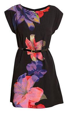 cute tropical dress