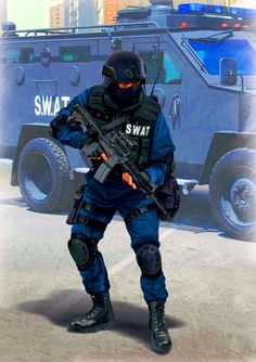 Team leader in full gear Us Marshals, Federal Agencies, Us Military, Team Leader, Swat, Sasuke Uchiha, Special Forces, Law Enforcement, Police Officer