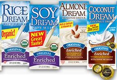 FREE Dream Non Dairy Beverage Product at Walmart you have to down load anew prnter place. NOT ME I WONT DO IT!!gg