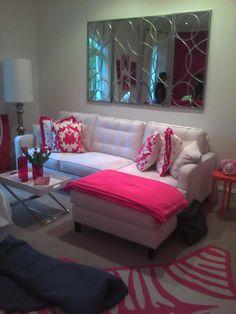 Barbara Heath Chic Teen Bedroom