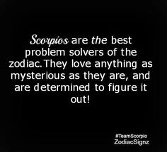 ♏.. but NOT puzzles or math problems LOL!