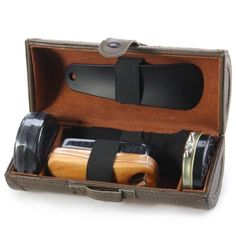 Prezzi e Sconti: #5 in 1 leather shoes essential shining kit Instock  ad Euro 9.13 in #Brown #Hand tools other tools