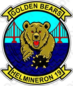 M.C. Graphic Decals - STICKER USN HM 19 Golden Bears, $3.00 (http://www.mcgraphicdecals.com/sticker-usn-hm-19-golden-bears/)