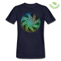 Mandala_pfau T-Shirts