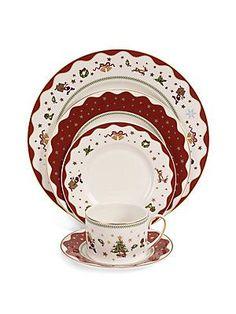 Prouna My Noel Dinner Plate