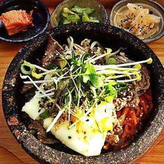 Bibimbap @ Kochu Karu. #korean #food #Berlin