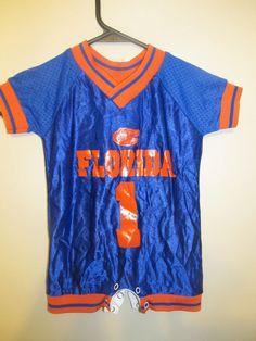 Florida Gators football jersey - Infant 6 months  LittleKing  FloridaGators  Toddler Jerseys 59d5d83fd