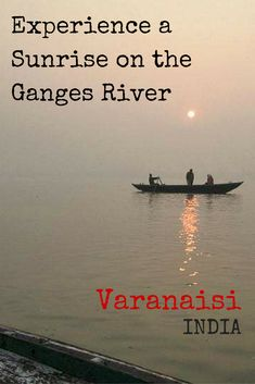 Want to travel Varanasi? The spiritual capital of India has over 2000 temples, beautiful sunrises and home of the famous Ganges River. Read more about our adventures here. #Varanasi #bestofindia #asia #travelasia #holyplaces