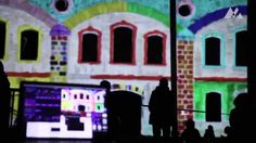 Fort En Lumieres 2014, #lyon, #2014, #mapping
