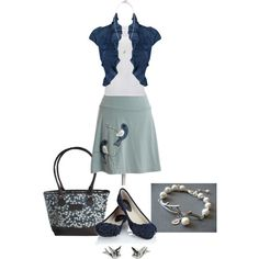 """Bluebird"" by kaseyofthefields on Polyvore"