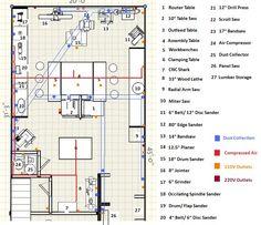 welding shop layouts - Google Search                              …