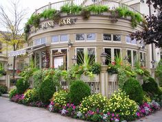 Shaw Cafe & Wine Bar, Niagara-on-the-Lake, Canada