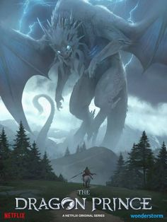 Netflix revealed the premiere date for the upcoming third season of its fantasy series The Dragon Prince. Dragon Prince Season 3, Prince Dragon, Dragon Princess, Fantasy Creatures, Mythical Creatures, Legendary Dragons, Dragon Artwork, Triptych, Animes Wallpapers