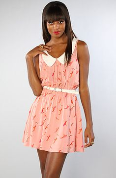 Ladakh The Sweet Pacific Collared Dress, Save 20% off your order with Rep Code: PAMM6