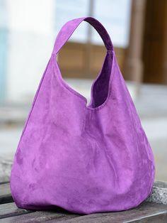 Foldaway Tote - magenta-ish purple by VIDA VIDA 6oKjnTkVe
