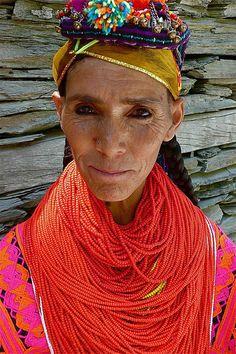 kalash tribe - Pakistan