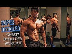 Alannah love confirmed arnold classic pinterest muscular women workout tips video super detailed chest shoulder workout 7 weeks out arnold classic my new camera super detailed chest shoulder workout 7 malvernweather Gallery