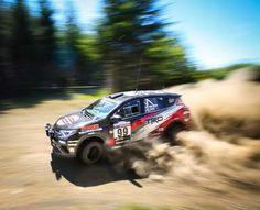 RAV4 Gets Ready to Conquer Susquehannock Trail Performance Rally