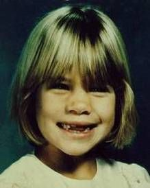 ***MISSING*** April Ann Cooper, age 7 at time of disappearance, missing since December 1986 from Rancho, California Eye Color, Hair Color, Missing Persons, Missing Child, White Leotard, Charley Project, Missing And Exploited Children, Where Are You Now, Lavender Dresses