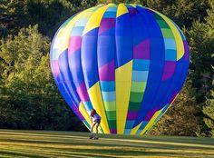 @stoweflakemtnresort  .... It's coming... Save the date: July 8-10, 30th Annual Hot-Air Balloon Fesitval! 🎈 . . . . . . #stoweflake #balloonfestival #gostowe #stowelocal #kentaylorphotography #samueladams #star929 #cocacola #visitvt #vermont #festival #ballon