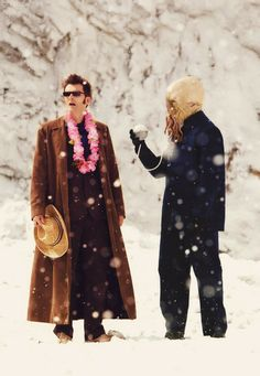 Doctor Who must look so strange to outsiders. We're normal I promise. Well.. sorta.