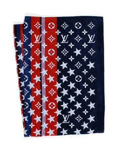 Louis Vuitton Beach Towel