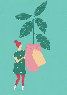 Lagom Card Collection - Naomi Wilkinson Illustration