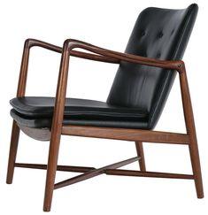 :::  Bwana Chair Finn Juhl MOD Restoration