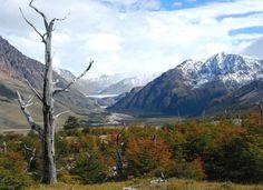 El Chalten, Patagonia, Santa Cruz.