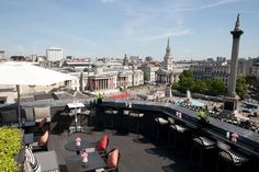 The best rooftop bars to visit in London | reviews by Condé Nast Traveller, Photo 1 of 8 (Condé Nast Traveller)