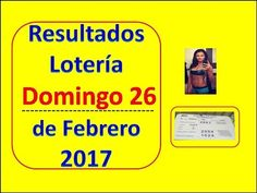 Resultados Sorteo Domingo 26 de Febrero 2017 Loteria Nacional Panama Que Jugo Loteria del Domingo 26