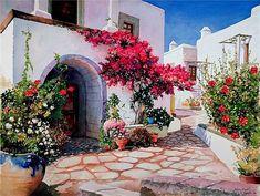 Pantelis Zografos'dan Yunanistan Tabloları