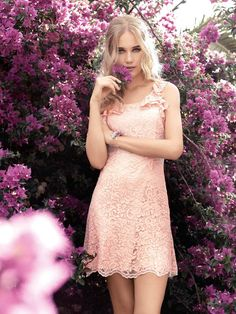 BURDA - Flared Dress #109