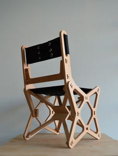 New Electron chair by Konstantin Achkov at Coroflot.com