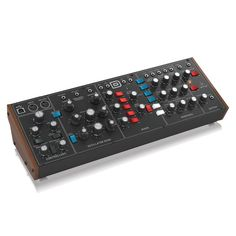 The Behringer Model D legendary analogue synthesizer with 3 VCOs ladder filters LFO and Eurorack compatibility True to the Original Great care has been taken in designing the MODEL D including the true to the original D Type circuitry with its matched tr