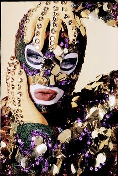 LEIGH BOWERY WAS SO TALENTED! MET HIM IN A CLUB IN LONDON LATE 80S, AND HE RATHER SCARED THE FAB OUT OF ME!! ALMOST...