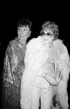 Lena Horne & Lucille Ball