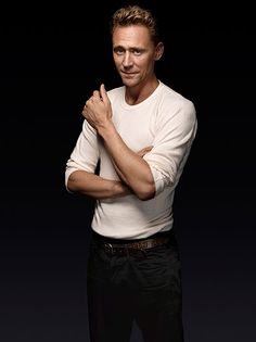 Tom Hiddleston, photographed by (I think) Matthias Vriens-McGrath. New to me.