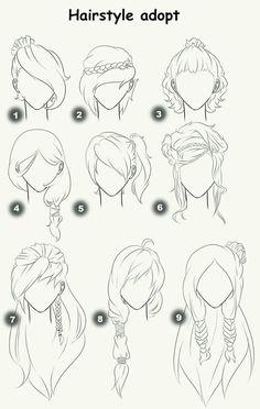 Peinados chica