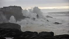 New video from Tuesday morning in Florence, Oregon: Caption: Morning November 17, 2020, in Florence, Oregon. The community is under a High Wind Warning until 3 p. m. Tuesday afternoon. Caption: Sunrise at the Siuslaw River Bridge in Florence, where a High Wind Warning is now in effect until 3 p. m. Tuesday afternoon. EUGENE, Ore. - Forecasters have issued a High Wind Warning for the Oregon Coast. The warning is in effect from 10 p. m. Monday to 1 p. m. Oregon Coast, Pacific Coast, Pacific Northwest, West Coast, Great Places, Places To See, Beautiful Places, Amazing Places, Depoe Bay