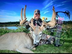 Tiffany Lakowsky - Velvet Whitetail