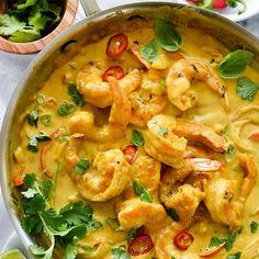 Thai Coconut Sauce Shrimp In Thai Coconut Sauce Recipe on Yummly. In Thai Coconut Sauce Recipe on Yummly. Thai Coconut Sauce Shrimp In Thai Coconut Sauce Recipe on Yummly. In Thai Coconut Sauce Recipe on Yummly. Best Shrimp Recipes, Coconut Shrimp Recipes, Seafood Recipes, Asian Recipes, Cooking Recipes, Healthy Recipes, Healthy Food, Cooking Games, Thai Curry Recipes