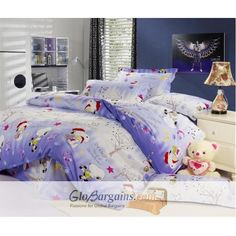 Purple Snoopy Bedding http://www.globargains.com/purple-snoopy-bedding_p1304.html